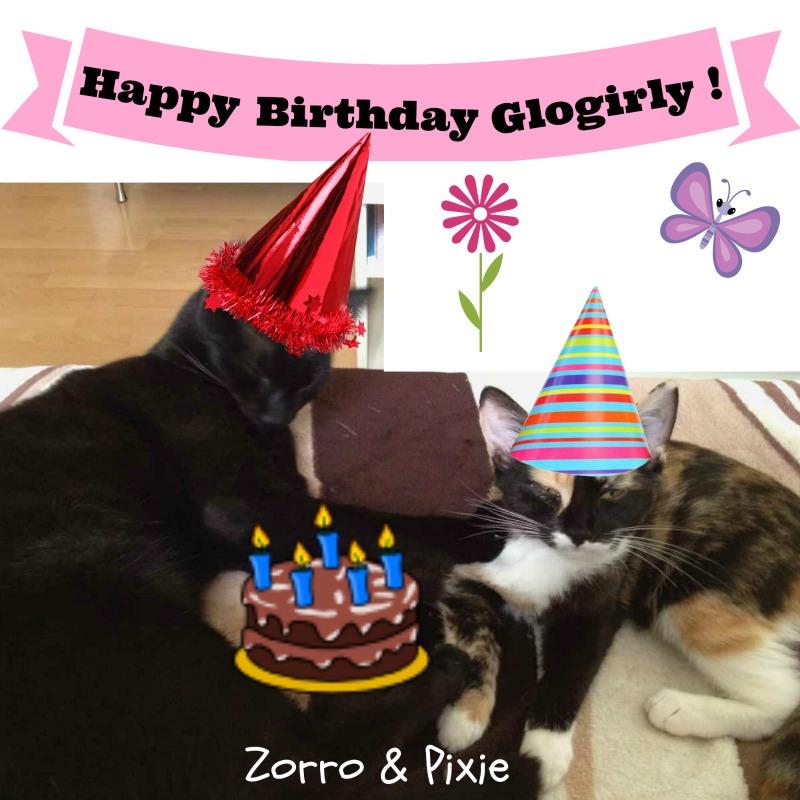 Birthday Glogirly