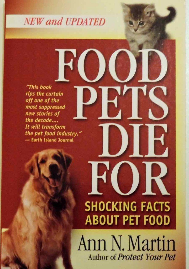 food pets die for R