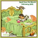 spoil your pet month