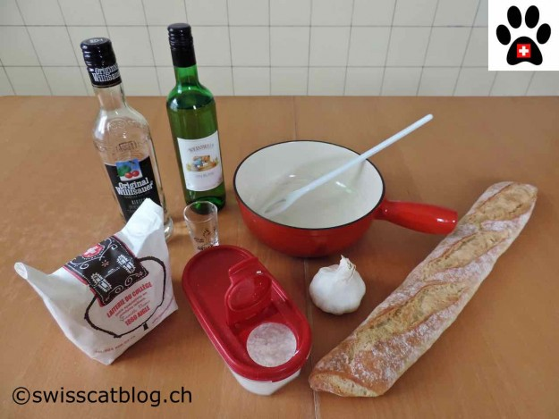ingredients fondue