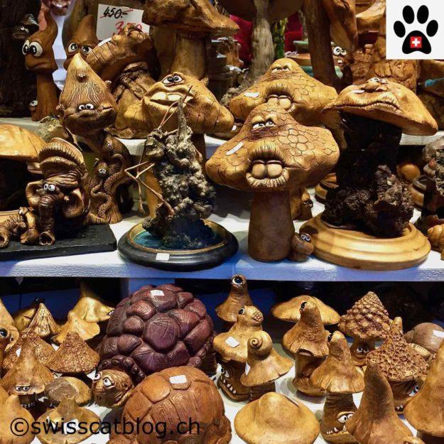 sculptures rigolotes