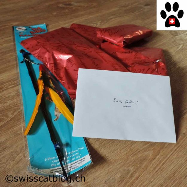 gifts and card