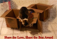Share the Box Award