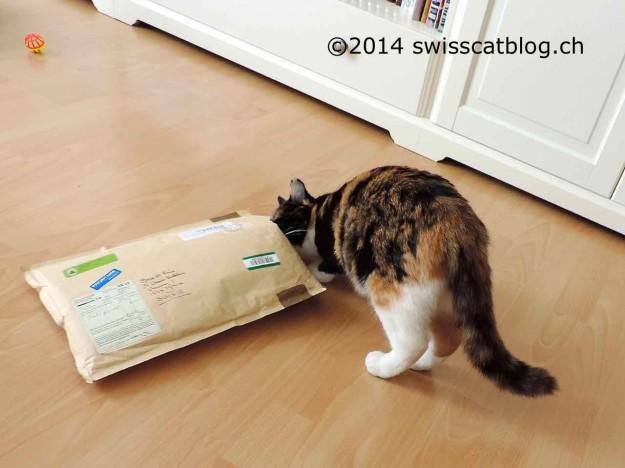 Pixie flaire le paquet du Gang