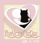 Hug Your Cat Day 2015