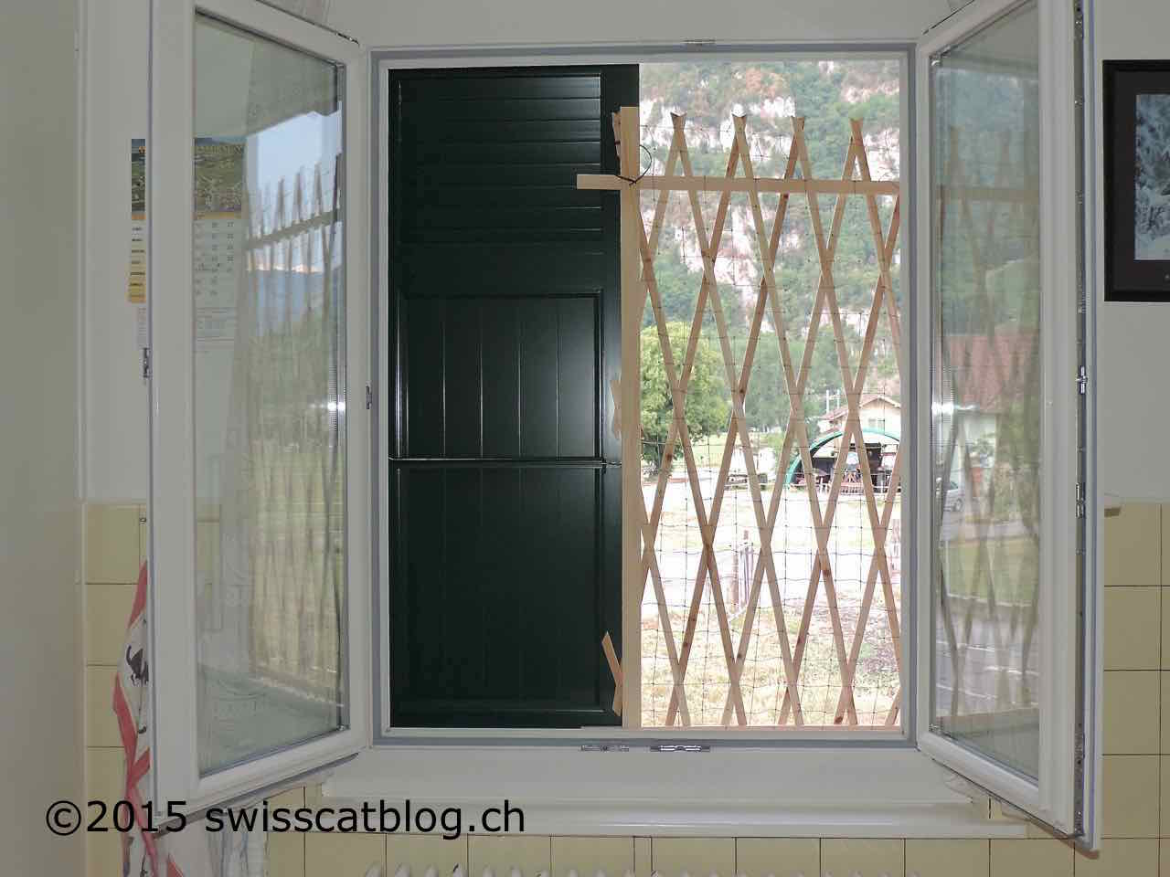 fen tre s curis e diy the swiss cats. Black Bedroom Furniture Sets. Home Design Ideas